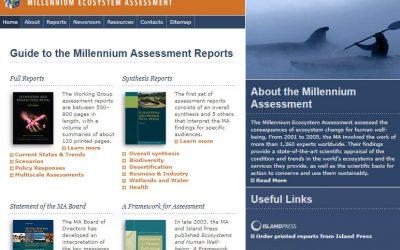 MEA 2005 Report