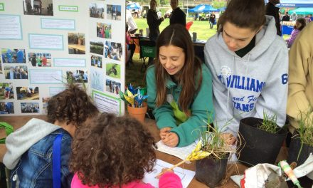 Watershed Warriors Teach Kids at 7 More Local Schools