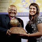 Neha Scores World's Children's Peace Prize