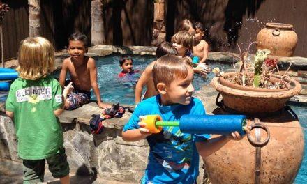 It's Water Party Season!