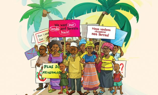 Booklet: 12 Tactics Palm Oil Companies Use to grab community land