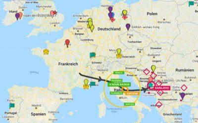 YL European Collaboration Tour