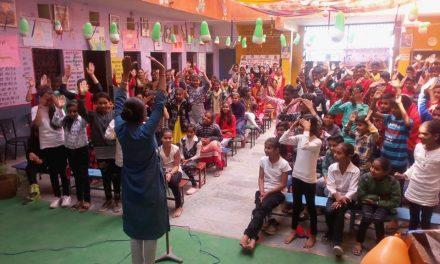 Nidhi School Presentation