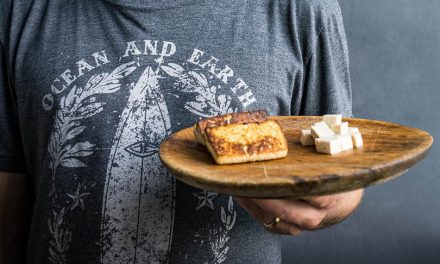 Tofu Feta Style – vegan cheese! by Surdham